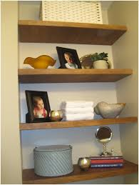 mirror floating shelf bathroom floating shelves above toilet