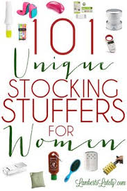 Good Stocking Stuffers Ultimate List Of Stocking Stuffers Over 200 Unique And Creative