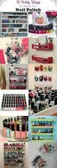 How To Organize Ideas Best 25 Organize Nail Polish Ideas On Pinterest Bathroom Vanity