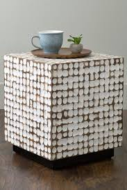 unique end table ideas 50 unique end tables that add the perfect living room finish