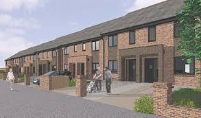 new homes to build lovell to build 23 new affordable homeslovell
