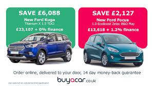 best new ford deals buyacar