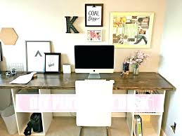 Partner Desk Home Office Sided Desk Partner Desks Cairns City Two Home Office