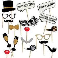 diy photo booth props new year christmas photo booth props 18 pcs no diy needed