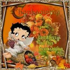 betty boop thanksgiving pictures festival collections