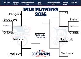 mlb playoffs 2016 tv schedule times for baseball s