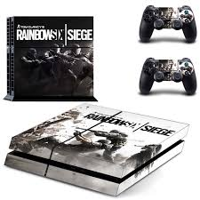 siege sony homereally stickers tom clancy s rainbow six siege 3 sticker for