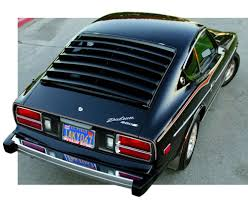 nissan datsun 1978 1978 datsun 280z the fuel injected z won sports car hemmings
