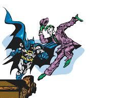 cartoon joker batman clipart cliparts art inspiration