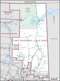 Canada National Parks Map by Fort Mcmurray U2013cold Lake Maps Corner Elections Canada Online