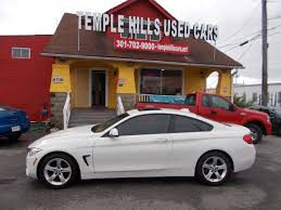 bmw 4 series used bmw 4 series 2014 in temple clinton alexandria md temple