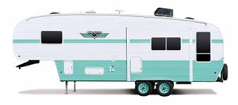 retro fifth wheel floorplans riverside rv