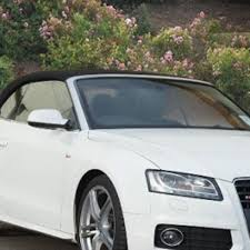 white audi a5 convertible precut window tint kit for 2010 2011 2012 2013 2014 2015