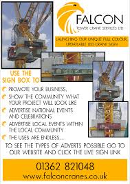 falcon tower crane services ltd linkedin