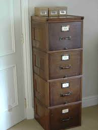 Retro Filing Cabinet I A Cabinet Just Like This Idea Putting It Out Like