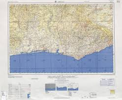 Nc Coast Map International Map Of The World Perry Castañeda Map Collection