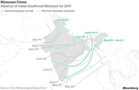 Monsoon Asia Map by New Supercomputers Will Give India U0027s Monsoon Forecasters A Big