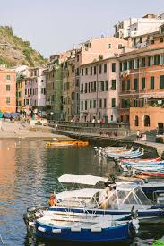 Map Of Cinque Terre Italy by Everything You Need To Know About Hiking Cinque Terre Sher She Goes