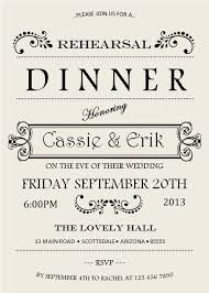 wedding rehearsal dinner invitations best 25 wedding rehearsal invitations ideas on dinner