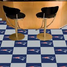 Carpet Tiles by Nfl New England Patriots Carpet Tiles Household Carpeting