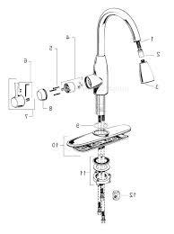 american standard kitchen faucet parts diagram american standard kitchen faucet parts photo 5 of 9 standard parts