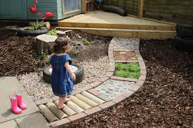 Backyard Walking Paths Diy Barefoot Sensory Path U2013 Play At Home Teacher