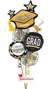 orlando balloon delivery graduation balloon bouquets delivery by balloonplanet