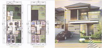 desain rumah lebar 6 meter new desain rumah tingkat lebar 6 meter