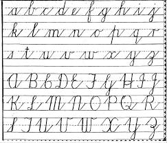 cursive template 28 images qualityg says cursive writing