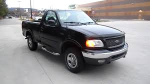 2003 ford f150 supercab 4x4 f 150 ford 2003 4x4 f150 regular cab xlt bed automatic black
