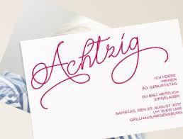 einladung zum 80 geburtstag sprüche einladungskarten zum geburtstag myprintcard