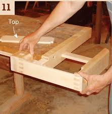 How To Build A Bench Vise Wooden Tail Vise Popular Woodworking Magazine