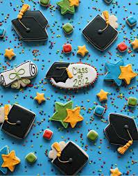 graduation cookies simple graduation cookie platter the sweet adventures of sugar