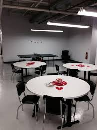 Break Room Table And Chairs by Our Break Room With A Ping Po Dickson Office Photo Glassdoor