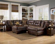 Brown Leather Sectional Sofa by Furniture Layout Ideas Balance And Symmetry Couch Sofa Brown