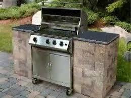 stylish ideas outdoor grill station fetching how to build a