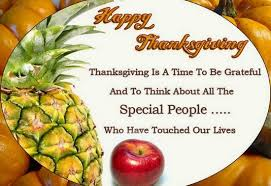 100 happy thanksgiving day sms sayings quotes collection