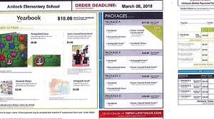 yearbook search online yearbook orders antioch elementary school