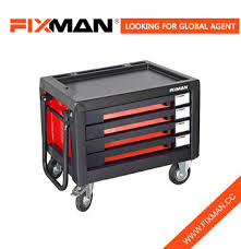 Rolling Tool Cabinet Sale Fixman 4 Drawer Oem Tool Box Roller Cabinet On Wheels Portable