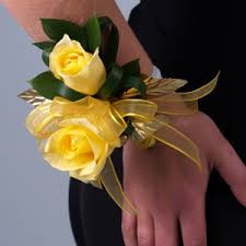 gold boutonniere boutonniere and corsage package