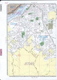 Map Of Beaverton Oregon by Oregon City Road Map