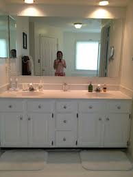 Diy Bathroom Cabinet The Big Reveal Master Bathroom Cabinets Diy Is In The Details