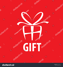 vector logo box gifts stock vector 551949775