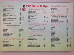 vip nails and spa inc opening hours 50 lacoste blvd brampton on