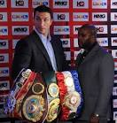 Photos: Klitschko, Mormeck Go Face To Face in Germany - Boxing News