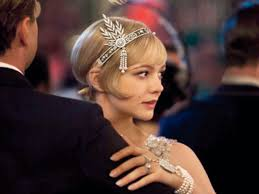 Great Gatsby Wedding Hair Styles 1920s Theme Hair Fashion