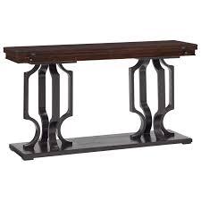 stanley furniture sofa table stanley furniture virage flip top console table belfort furniture