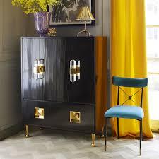 Jonathan Adler Bar Cabinet Crate And Barrel Oslo Bar Cabinet Best Cabinet Decoration