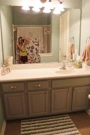 Paint Bathroom Cabinets The Chronicles Of Ruthie Hart Naptime Diy Painting Bathroom Cabinets