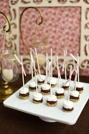 smores wedding favors wedding s mores bar